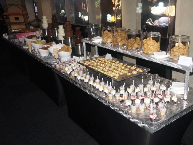 100 buffet table risers hotel buffet supplies from candy co
